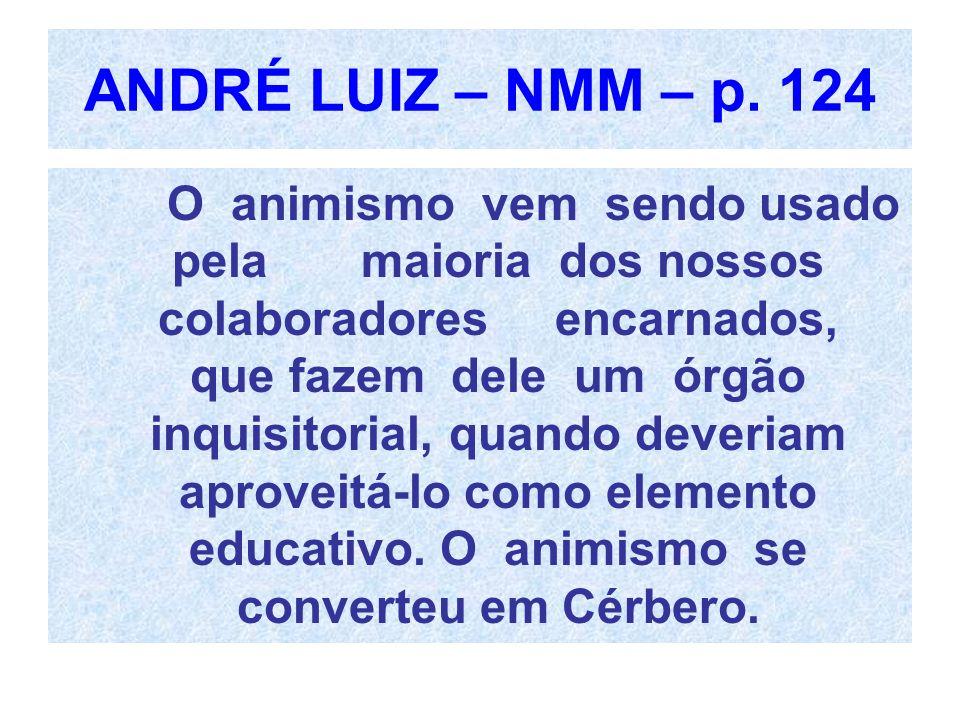 ANDRÉ LUIZ – NMM – p.