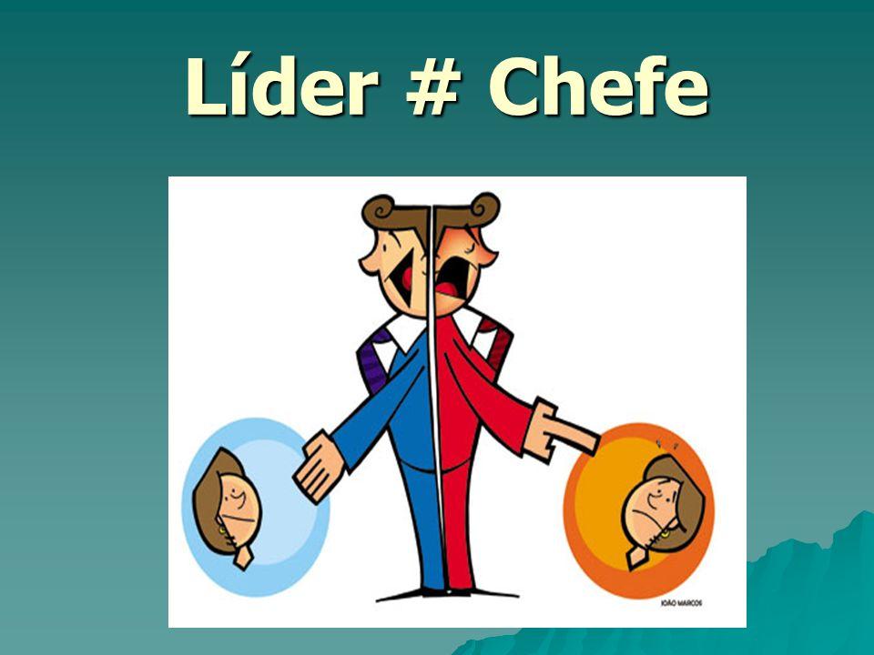 Líder # Chefe Líder # Chefe