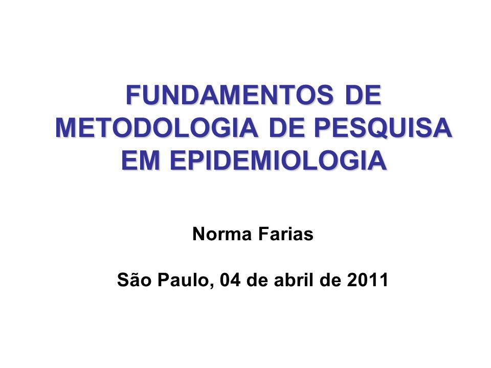 Background/Rationale FUNDAMENTO/CONTEXTO (CIENTÍFICO)/ JUSTIFICATIVA RELEVÂNCIA do estudo