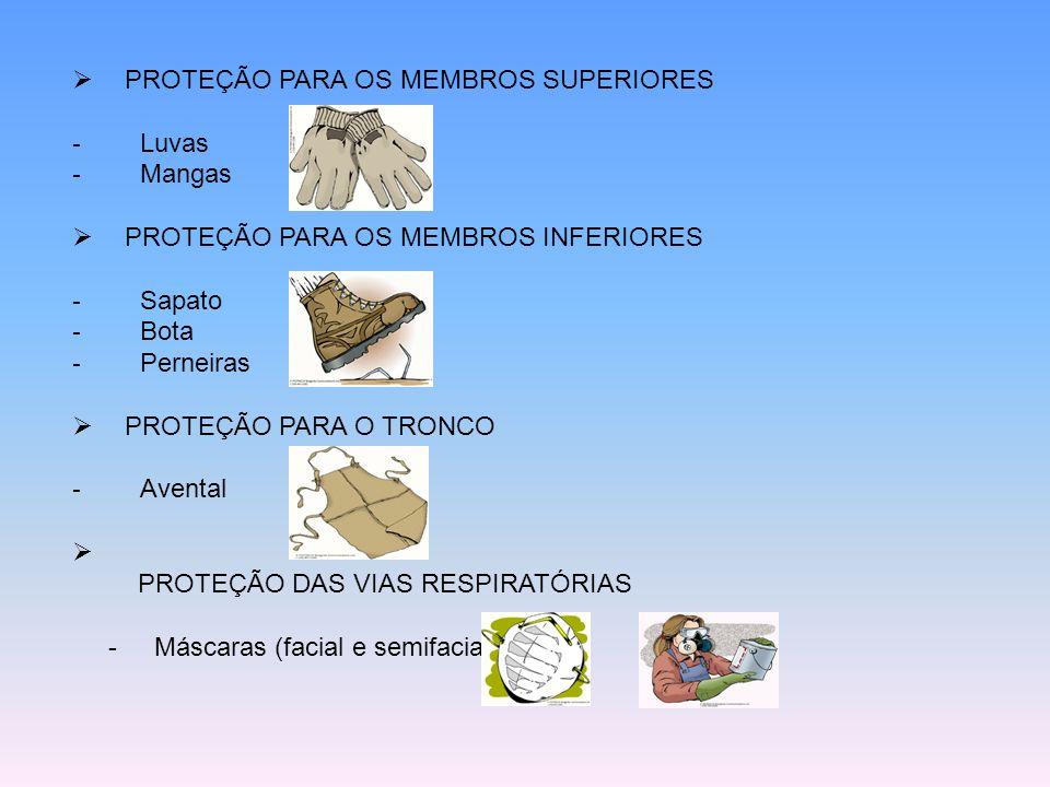 EPI`S UTILIZADOS PELOS TRABALHADORES NA INDÚSTRIA: PROTEÇÃO PARA O CRÂNIO - Capacete PROTEÇÃO PARA O ROSTO - Protetor facial - Máscara para soldador P