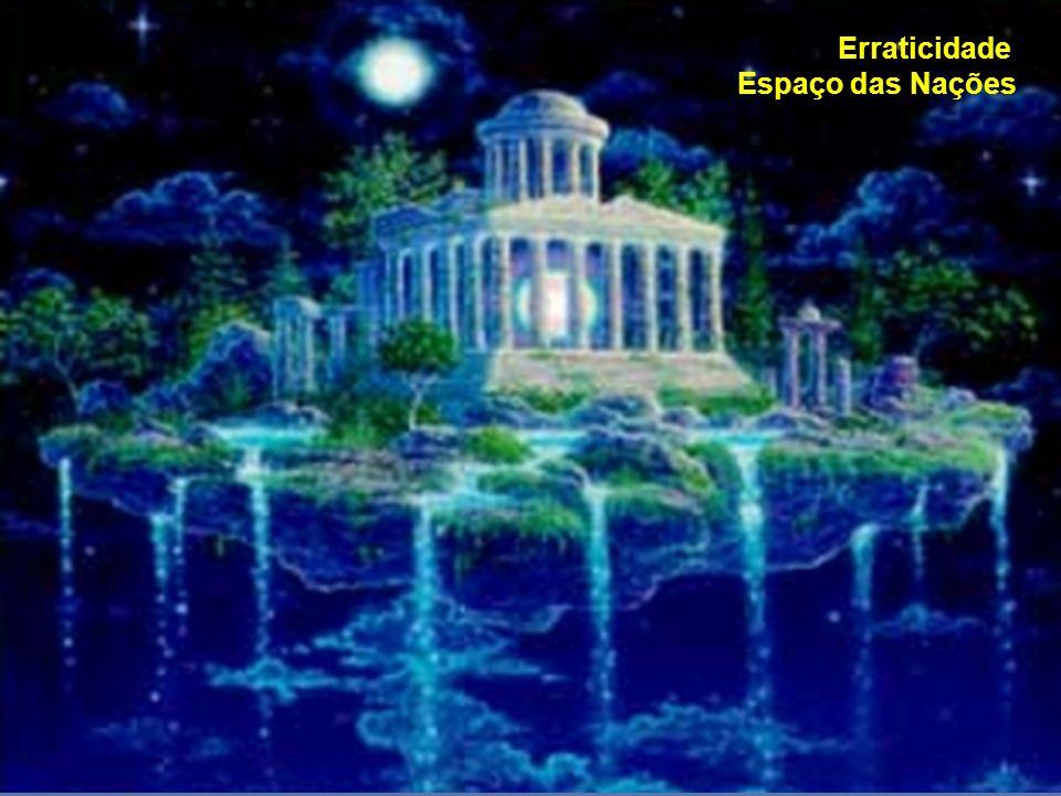 Erraticidade Espaço das Nações