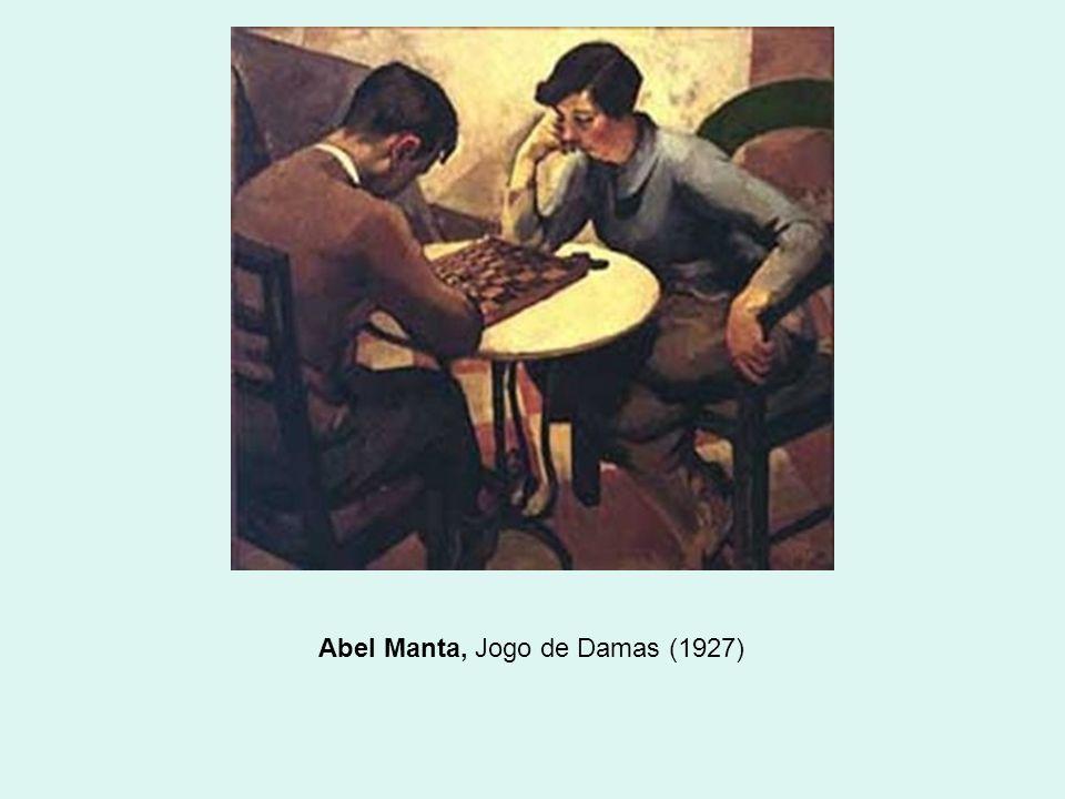 Abel Manta, Jogo de Damas (1927)