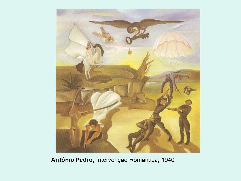 António Pedro, Intervenção Romântica, 1940