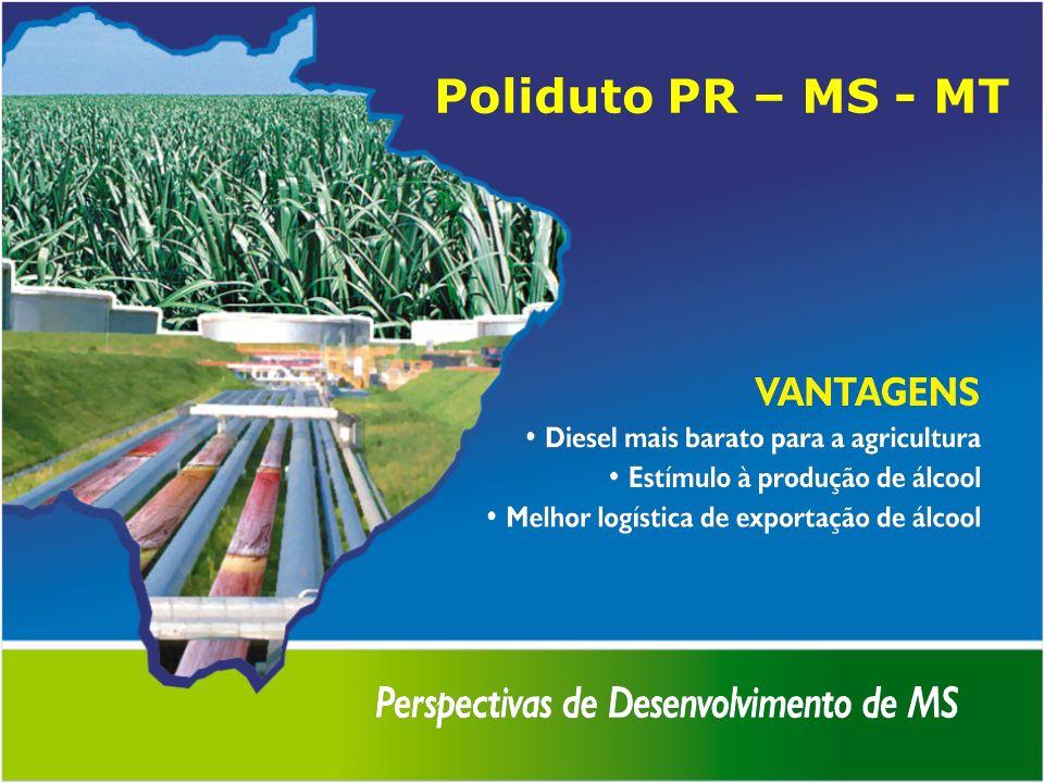 Poliduto PR – MS - MT