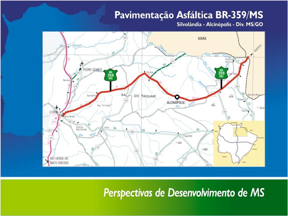 Região Alto Pantanal Turismo de pesca e ecológico Mineração e cimento Siderúrgica e ferro ligas Serviços portuários e de apoio ao turismo Zona de Processamento de Exportação - recém-criada e em fase de regulamentação