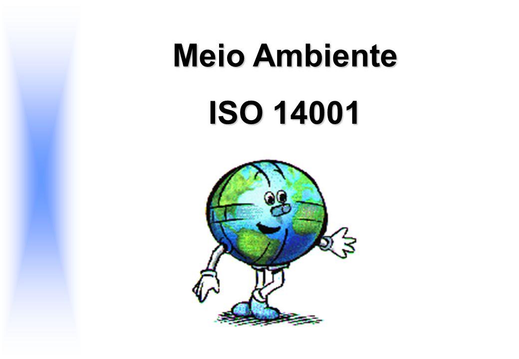 O que é a ISO 14.000.