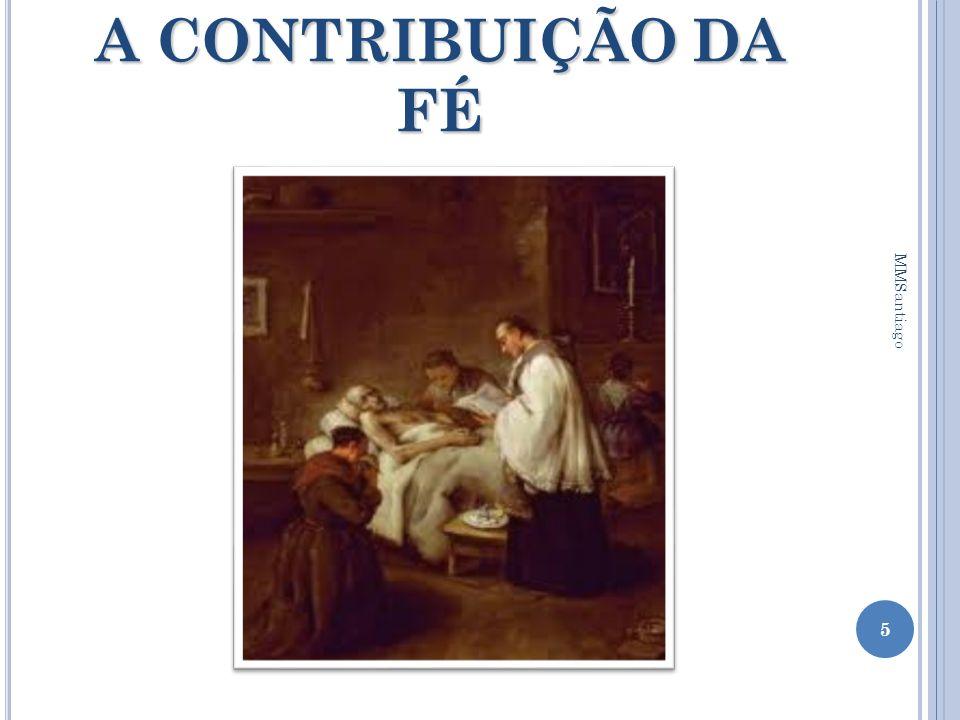 5 A CONTRIBUIÇÃO DA FÉ