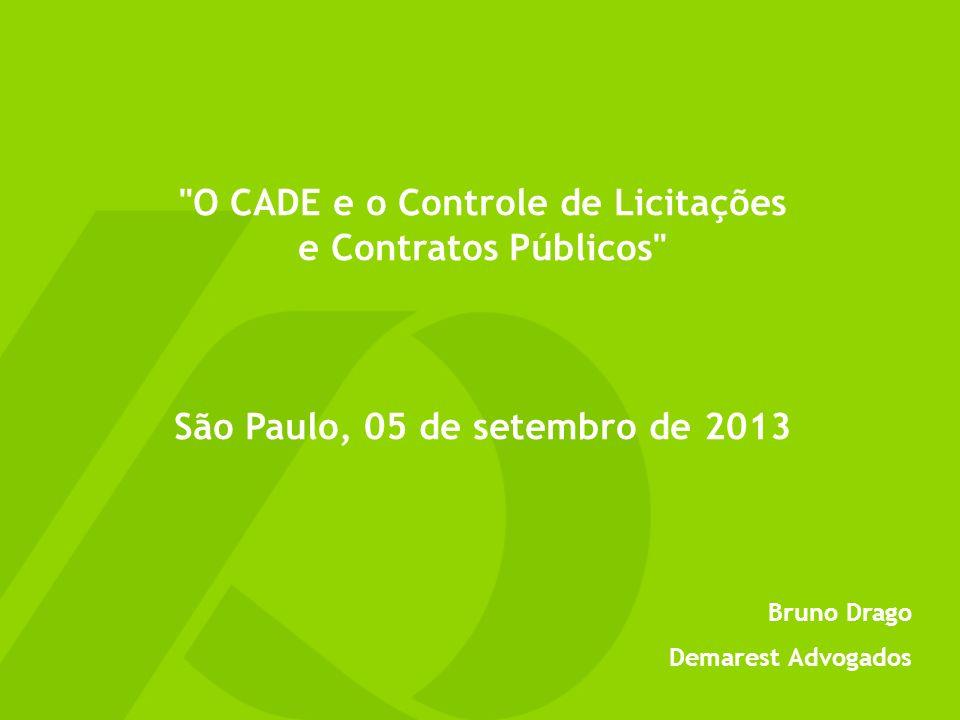 © 2013 Demarest Advogados www.demarest.com.br Todos os Direitos Reservados LEI DE DEFESA DA CONCORRÊNCIA NO BRASIL Lei 12.529/11 (Entrada em vigor – 29.05.2012).