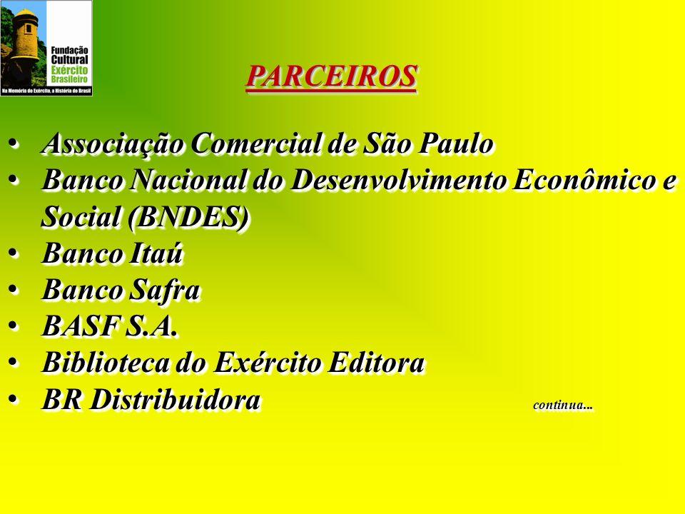 Associação Comercial de São Paulo Associação Comercial de São Paulo Banco Nacional do Desenvolvimento Econômico e Social (BNDES) Banco Nacional do Des