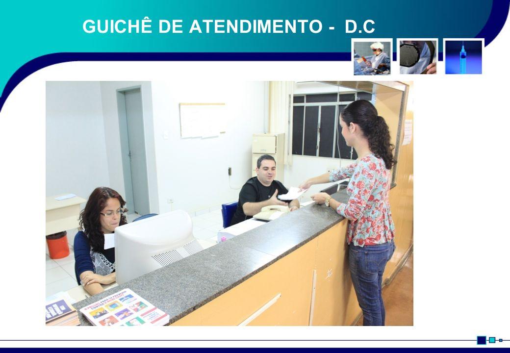 GUICHÊ DE ATENDIMENTO - A.C