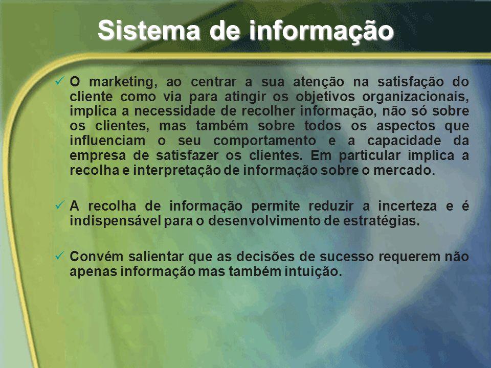 A implementação do marketing nas organizações A implementação do marketing nas organizações requer um alinhamento entre gestores de topo, estruturas o