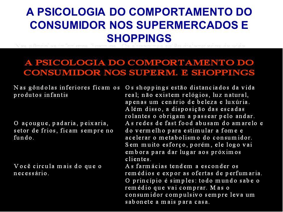 DISSONÂNCIA COGNITIVA Desconforto psicológico gerado pelas incoerências de opiniões, atitudes e comportamentos O ato do vendedor ser altamente convinc