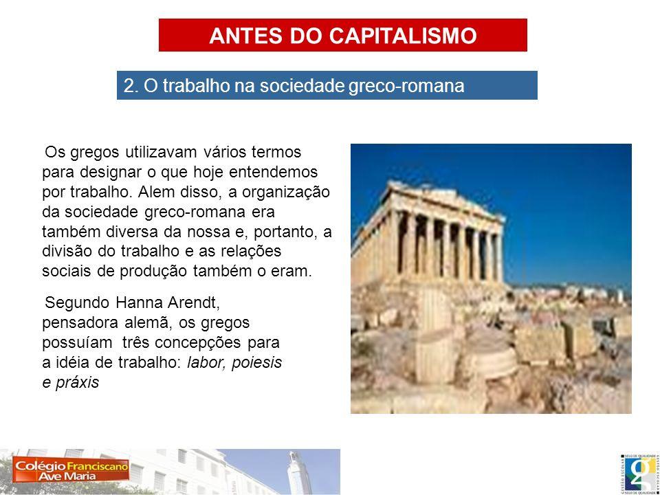 Conseqüências: o aparecimento de uma nova camada social, o operariado, a consciência de classe, a formação de associações e sindicatos, o enriquecimento da burguesia.