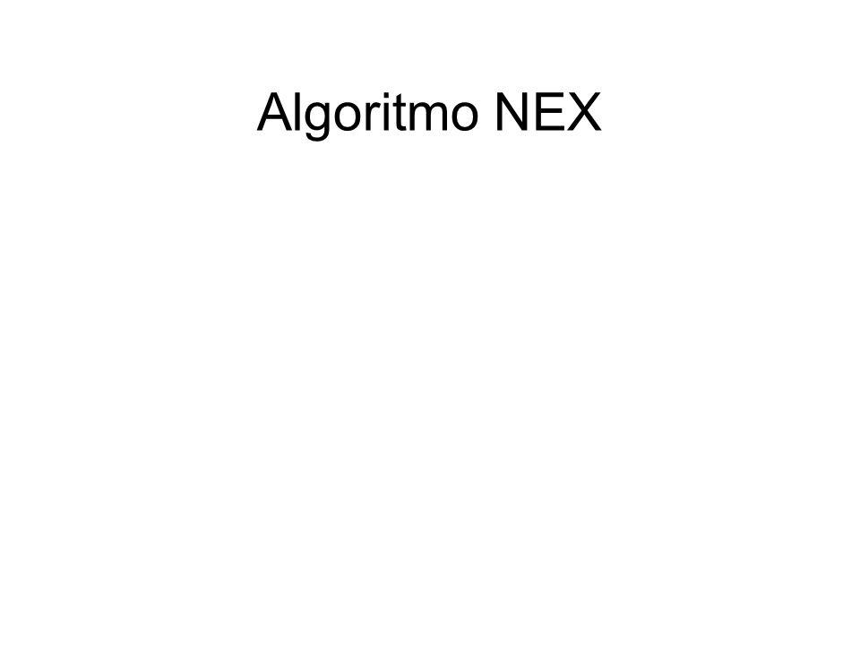 Algoritmo NEX