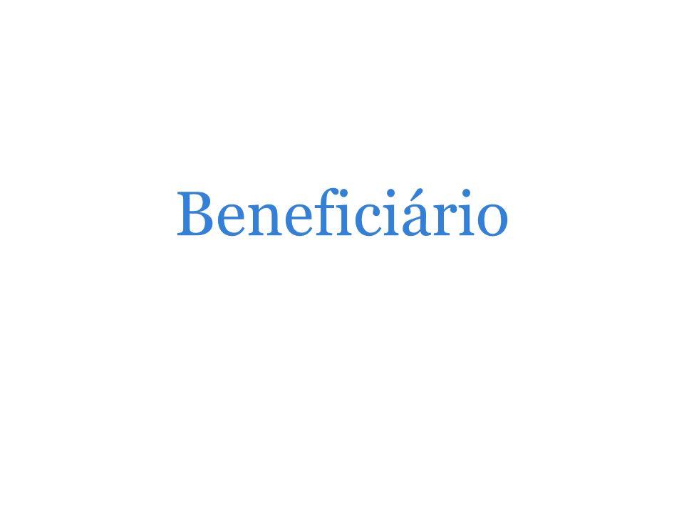 Beneficiário