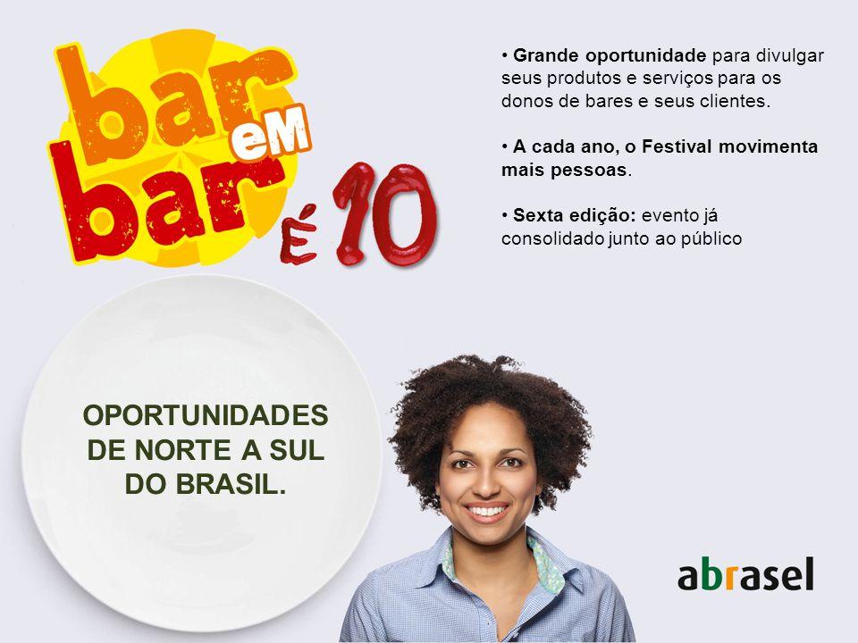O EVENTO QUE JÁ CAIU NO GOSTO DO POVO BRASILEIRO.