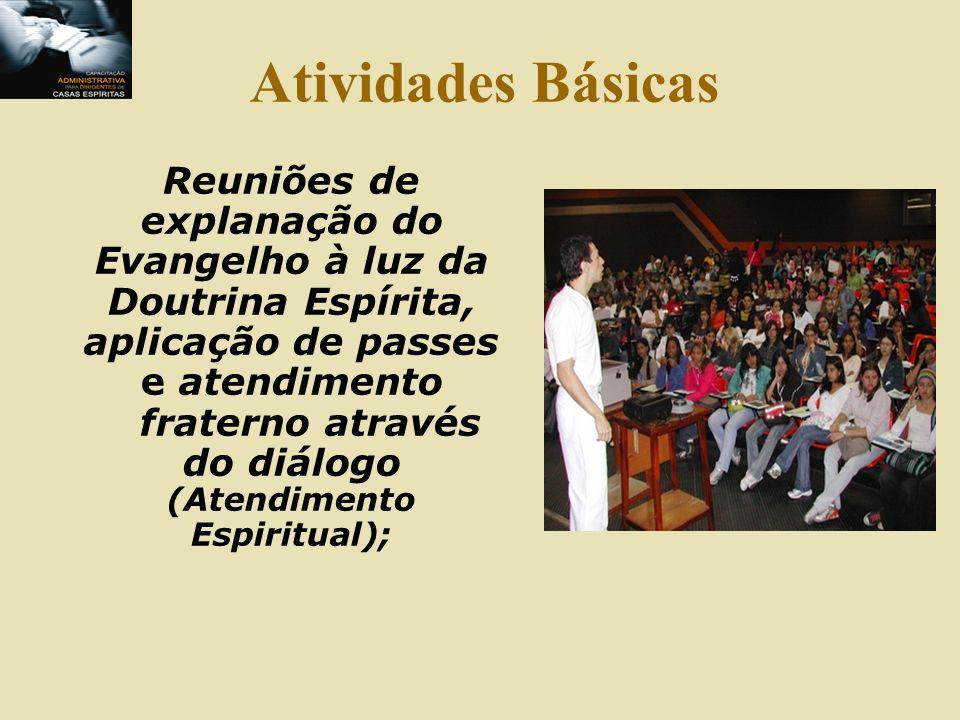 Conceptos, Funciones y ActividadesAtividades: Básicas Administrativas de Comunicação de Unificação