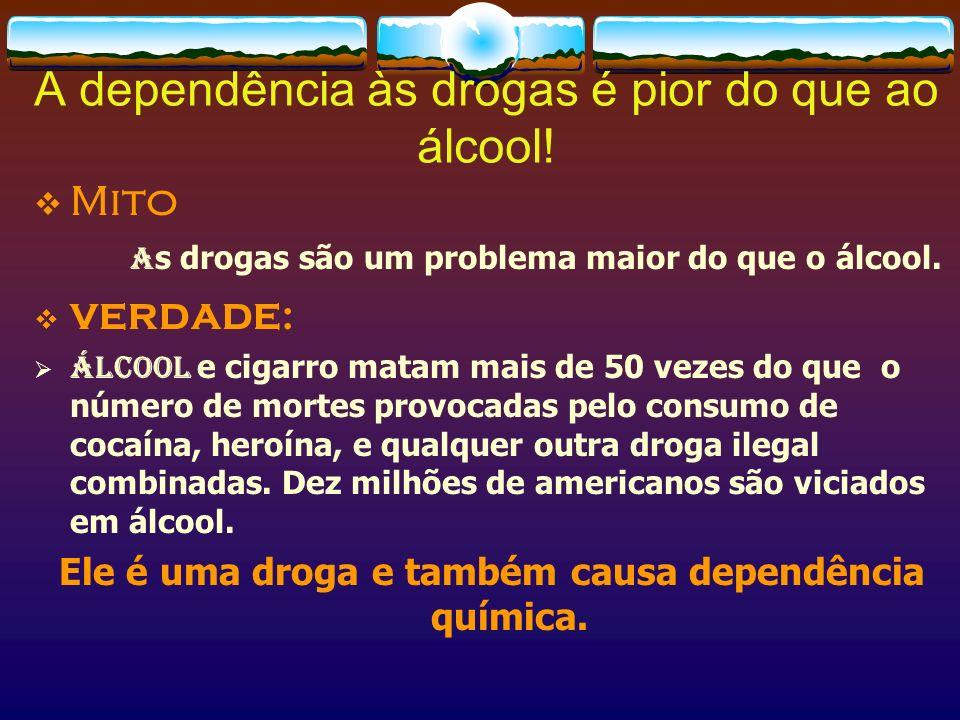 O álcool aumenta a sensualidade.Mito Á lcool o torna mais sensual.