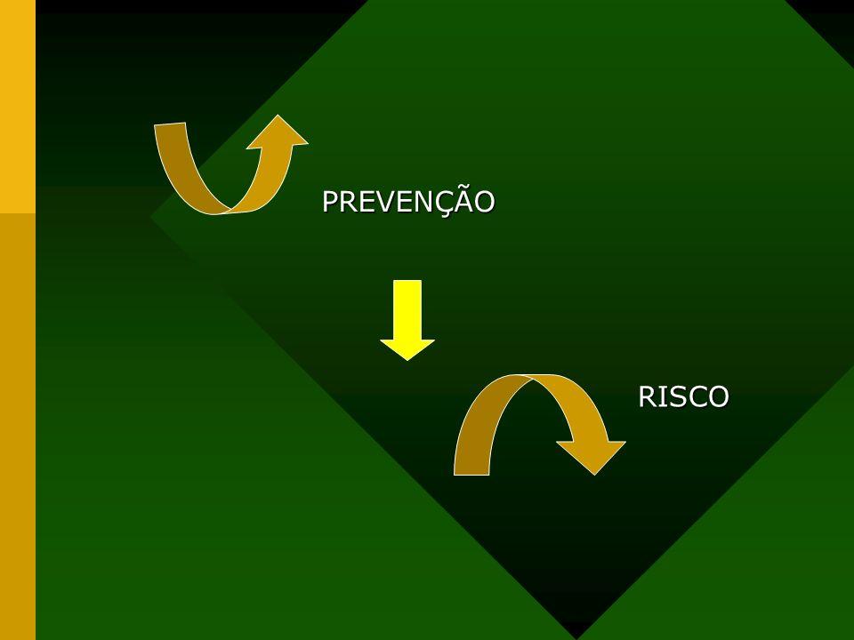 PREVENÇÃO RISCO