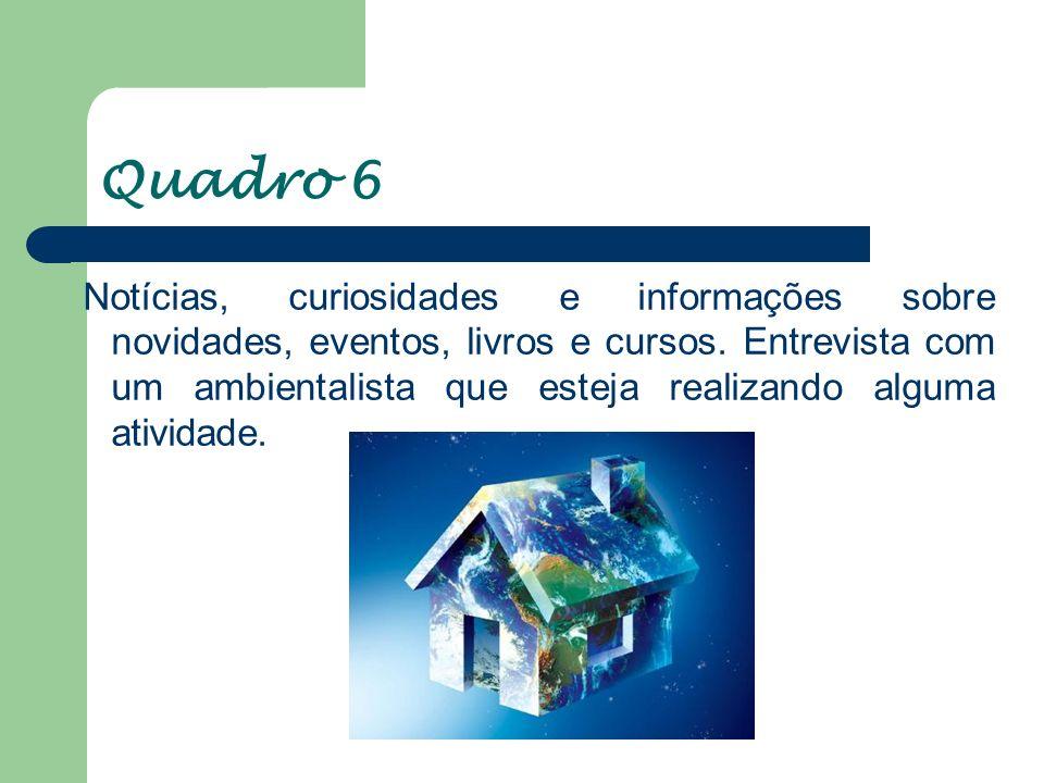 CONTATOS Julia Limaverde Produtora Ecologia em Dia (85) 8670 9067 / 3067 8762 julialimaverde@gmail.com