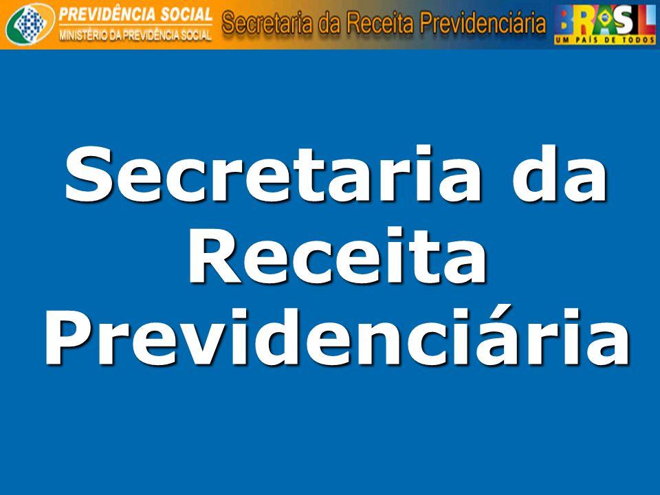 Secretaria da Receita Previdenciária