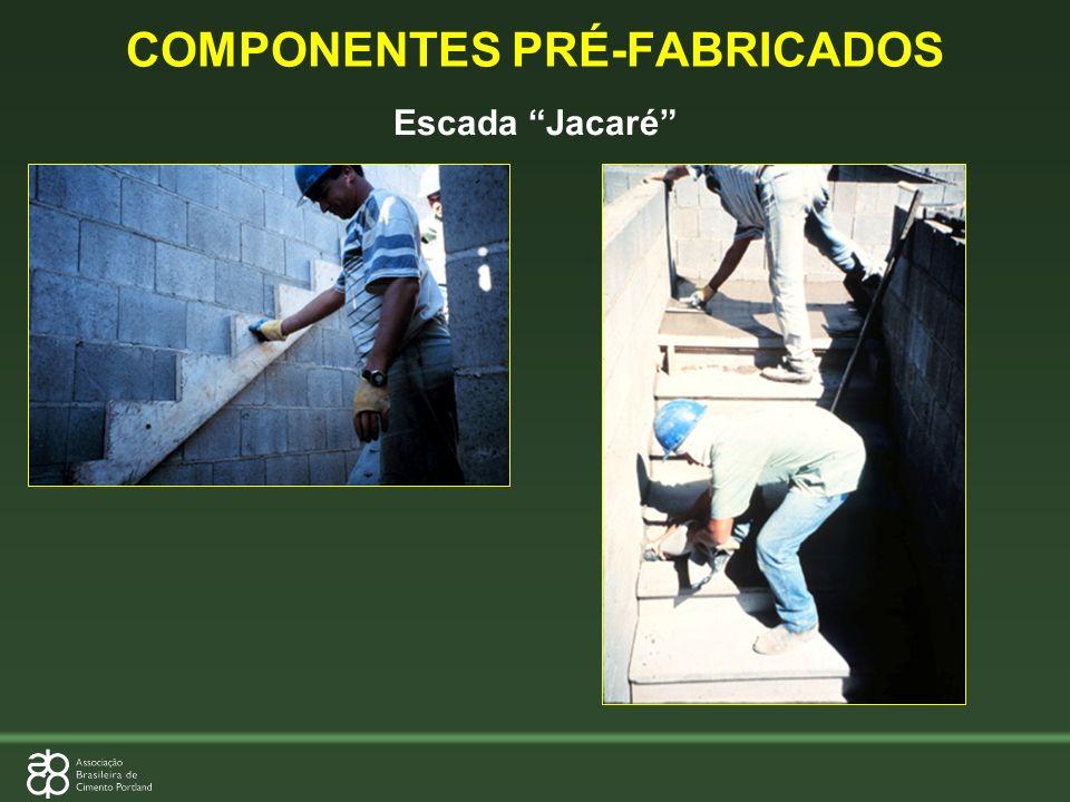 Escada Jacaré