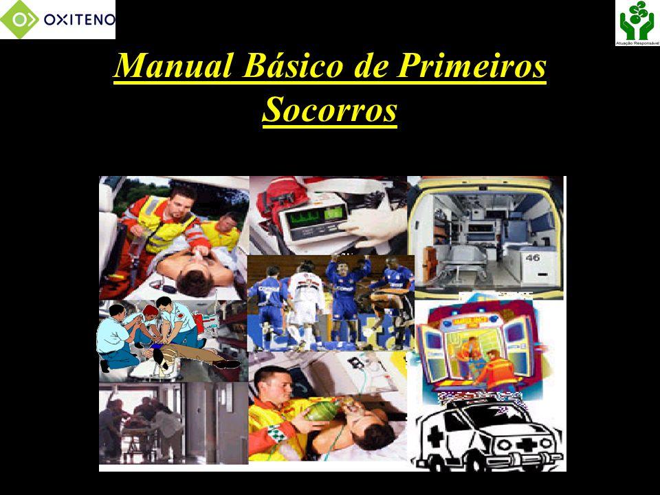 Manual Básico de Primeiros Socorros