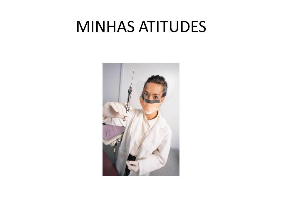 MINHAS ATITUDES