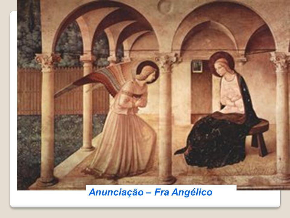 Anunciação – Fra Angélico