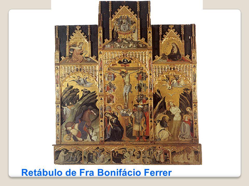 Retábulo de Fra Bonifácio Ferrer