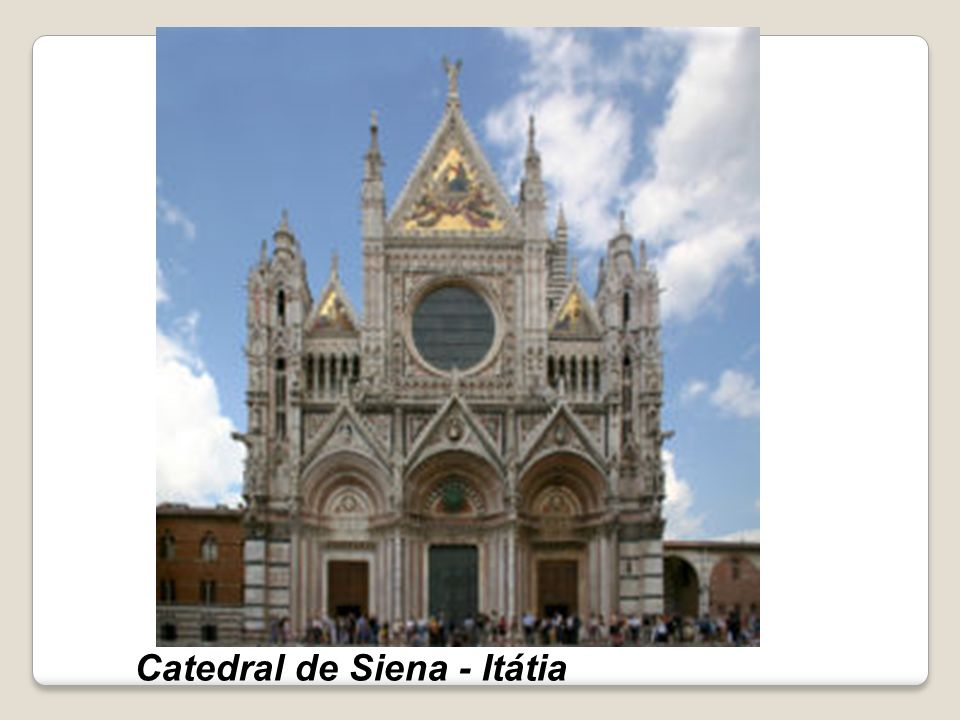 Catedral de Siena - Itátia