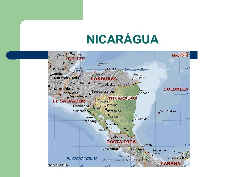 Na história da Nicarágua, século XX, dois personagens se destacaram: Augusto César Sandino e Anastácio Somoza Garcia Sandino defendia uma sociedade mais justa, menos desigual sem interferência estrangeira Tornou-se o líder nicaraguense e passou a representar os ideais e as forças populares.