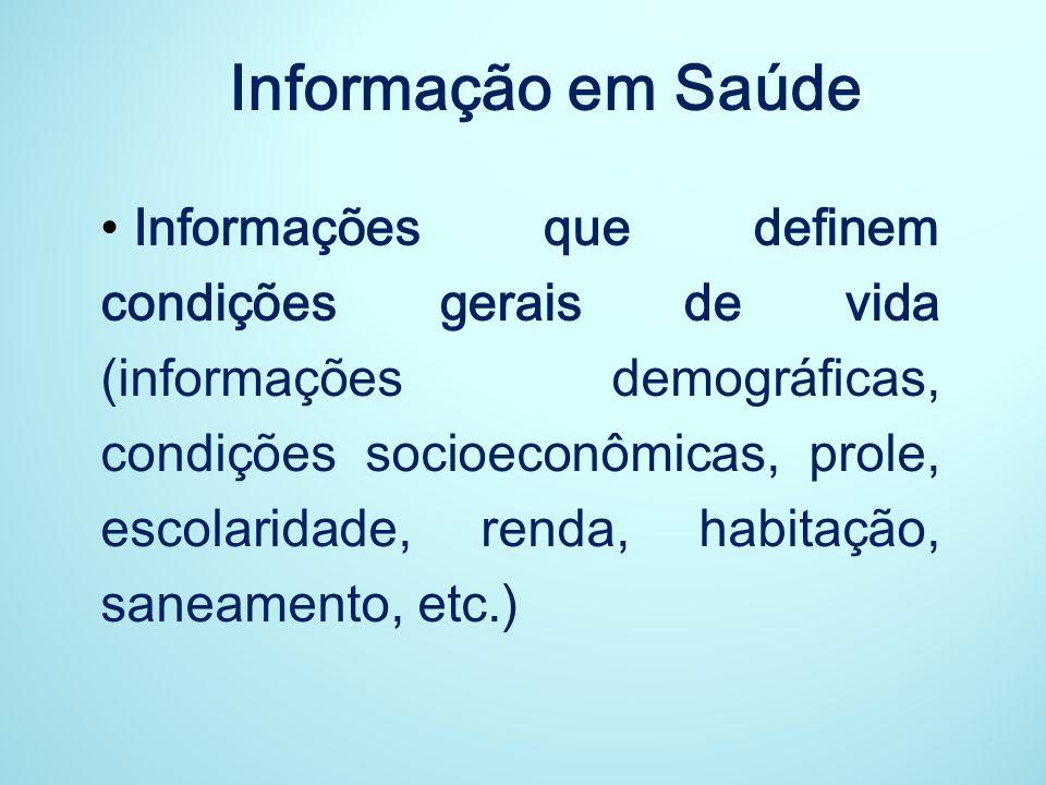 ETAPAS DO SIS 1. Coleta de dados 2. Processamento 3. Análise 4.Transmissão da informação