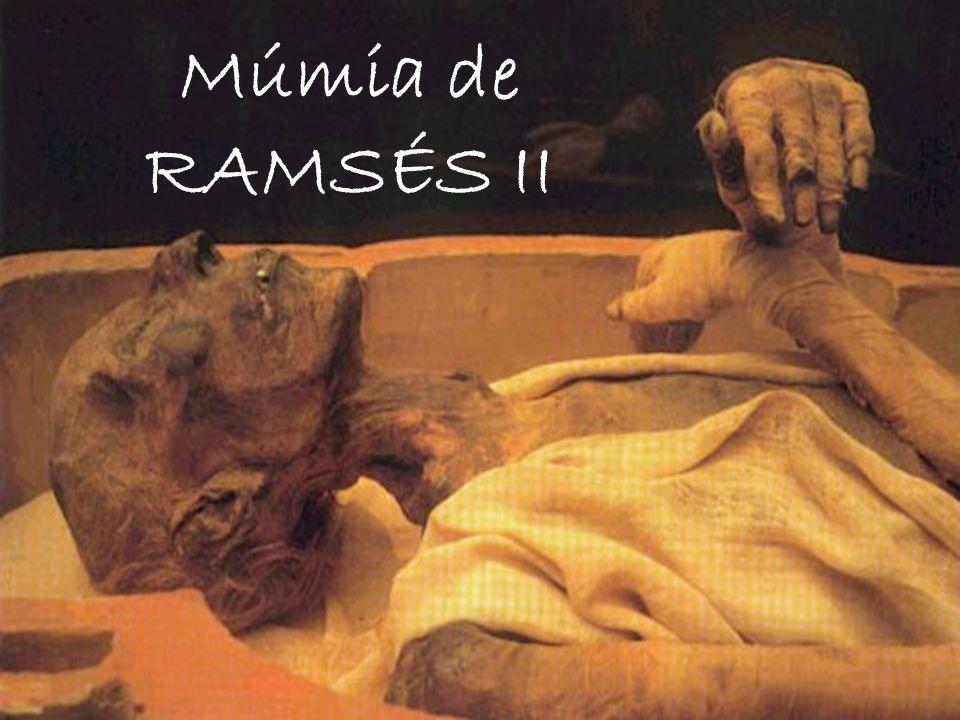 Múmia de RAMSÉS II