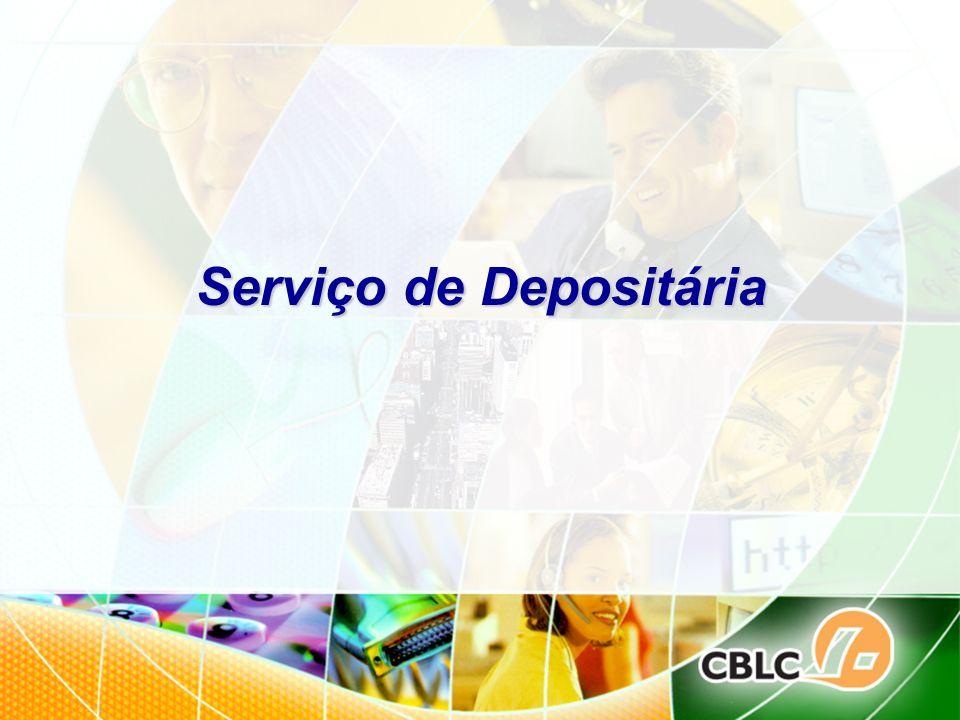 Serviço de Depositária