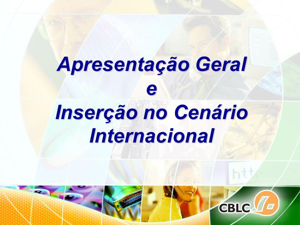 Apresentação Geral e Inserção no Cenário Internacional