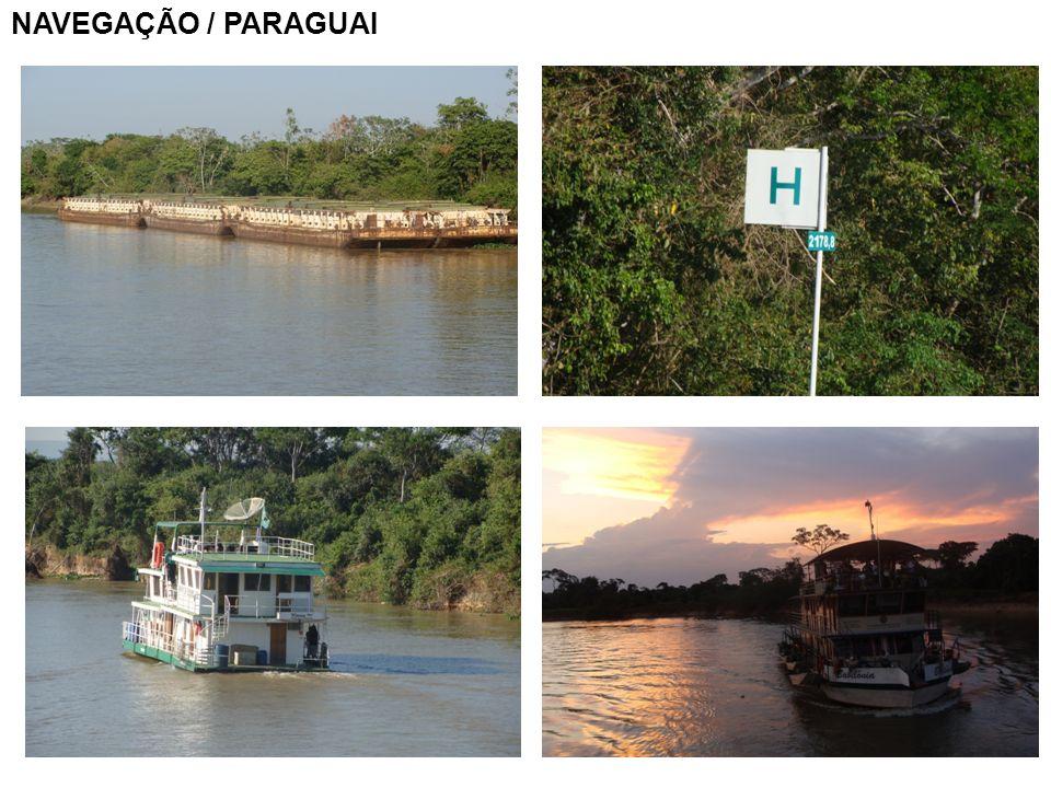 NAVEGAÇÃO / PARAGUAI