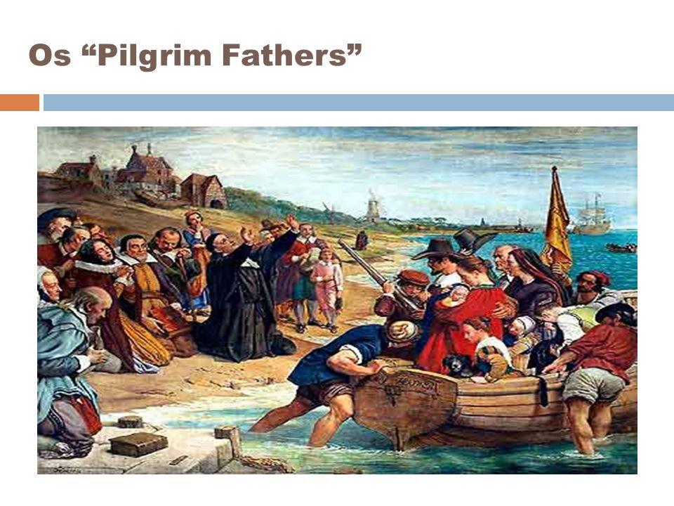 Os Pilgrim Fathers