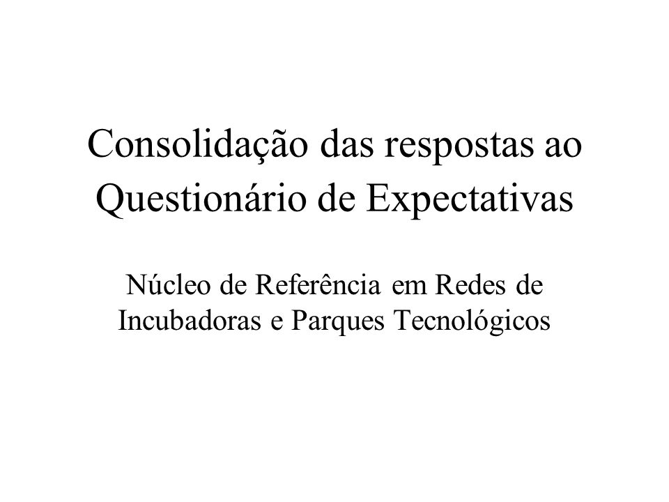 Questão 14) As principais atividades e programas de um Núcleo de Referência deverão ser: G.