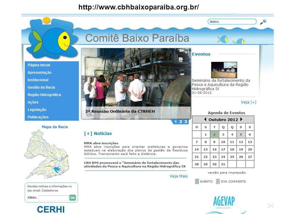 34 http://www.cbhbaixoparaiba.org.br/