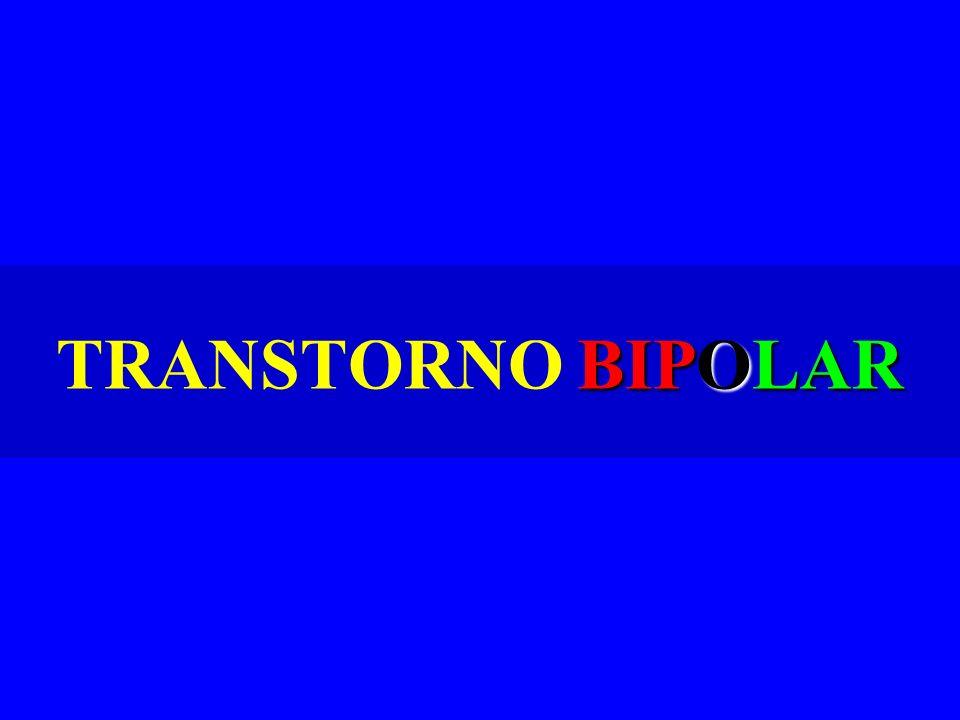 BIPOLAR TRANSTORNO BIPOLAR