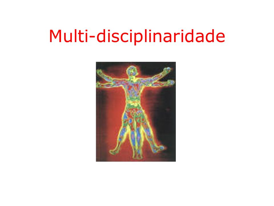 Multi-disciplinaridade