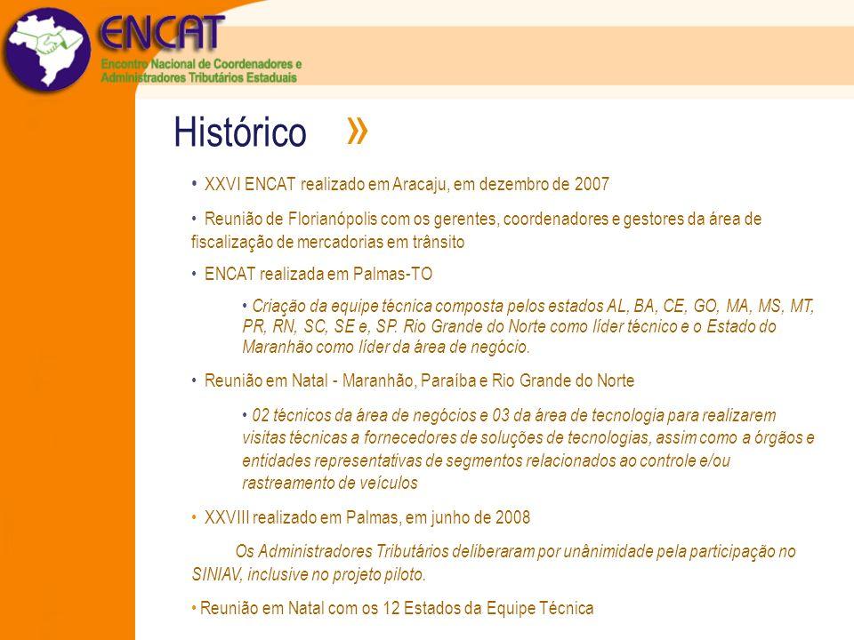 Histórico » XXVI ENCAT realizado em Aracaju, em dezembro de 2007 Reunião de Florianópolis com os gerentes, coordenadores e gestores da área de fiscali