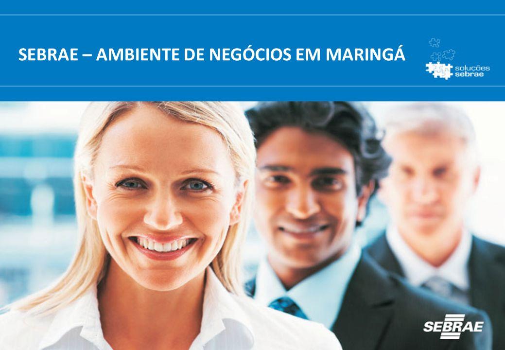162 Faixa Etária -30+30 Bares 63%33% Cinema 59%31% Pesque-pague 27%33% Shows 51%16% Casas noturnas 39%10% Quadra poliesportiva 16%10% Base426714 Por Idade Lazer e Entretenimento em Maringá Destaques dos Locais Frequentados pela População, por Segmento Os entrevistados mais novos tendem a frequentar mais locais que os mais velhos FONTE: Pesquisa SEBRAE Ambiente de Negócios em Maringá - 2010