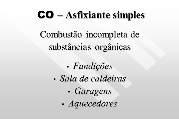 CO Monóxido de Carbono Luttgarde s