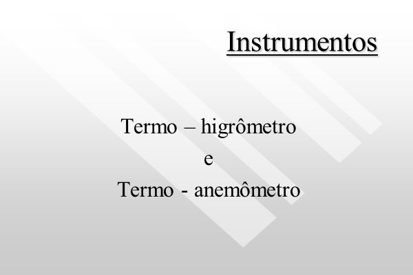 NORMA TÉCNICA 003 Qualidade do Ar Ambiental Interior. Método de determinação da Temperatura, Umidade e Velocidade do Ar em Ambientes Interiores. ANVIS