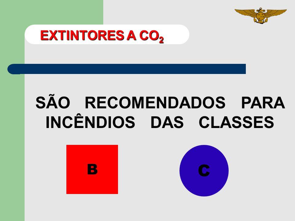 EXTINTORES A CO 2
