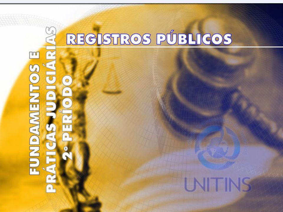 REGISTROS PÚBLICOS AULA 07 TEMA: COMENTÁRIO DA PROVA DATA: 20/04/2006 PROFº: PÚBLIO BORGES ALVES WEB: FABIANA COTIAN MEIRELES