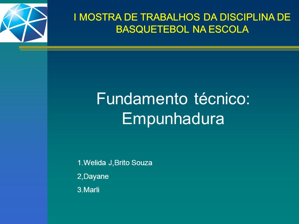 I MOSTRA DE TRABALHOS DA DISCIPLINA DE BASQUETEBOL NA ESCOLA Rebotes: Defensivos Ofensivos 1.Icaro 2,Edson 3.Marcio
