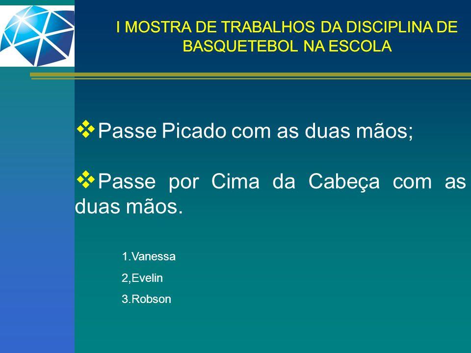I MOSTRA DE TRABALHOS DA DISCIPLINA DE BASQUETEBOL NA ESCOLA Regras: Diferentes tipos de violações e suas penalidades.